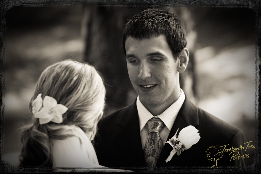 Photo of Daniel at his wedding in Temecula