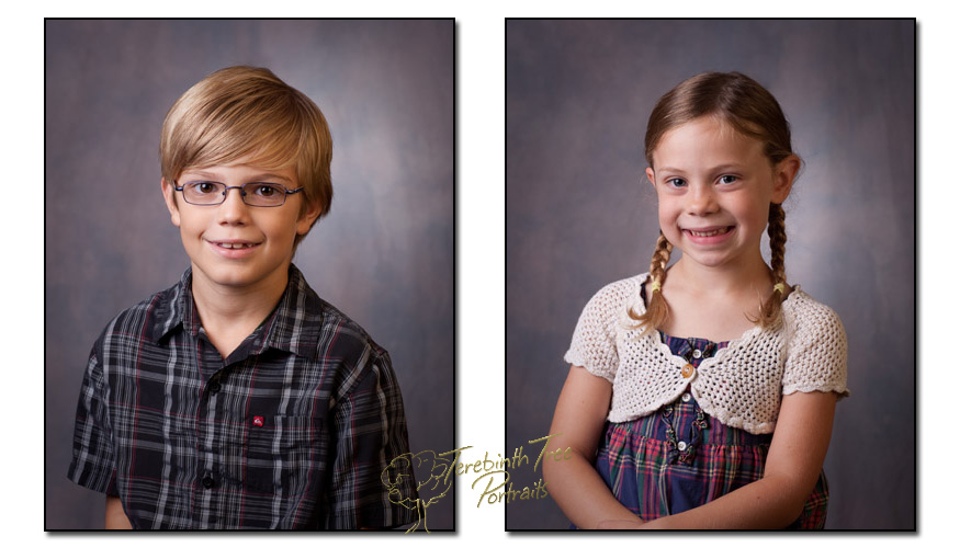School portraits for MorningStar Christian Academy and Hands of Grace taken in Temecula