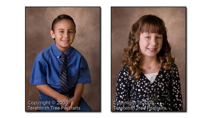 Lakeview, Temecula, Murrieta School Portraits